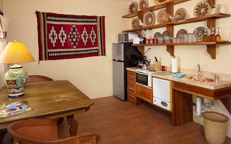 Chaco Suite Accommodations