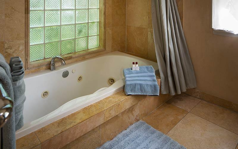 Cottage Master Bathroom