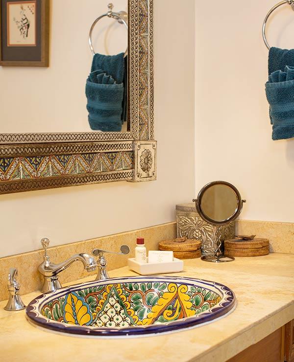 Fountain Room Bathroom
